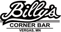 Billy's Corner Bar Logo | City of Vergas Business Directory