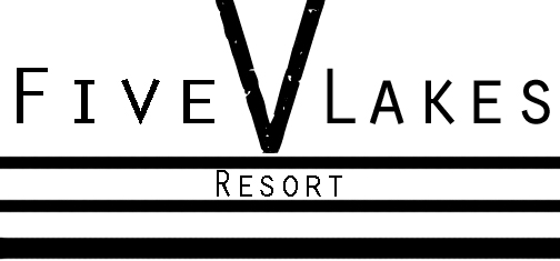 Five Lakes Resort Logo | City of Vergas Business Directory
