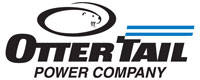Otter Tail Power Company Logo | City of Vergas Business Directory