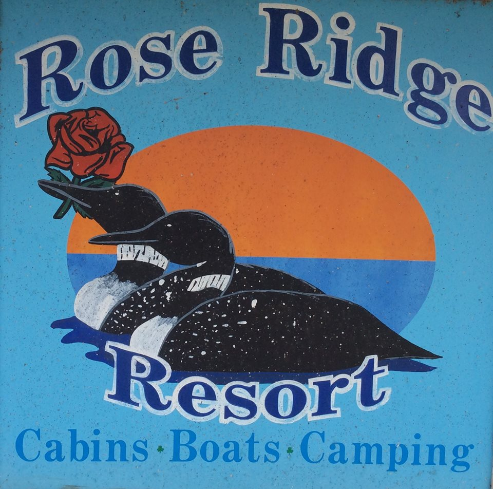 Rose Ridge Resort Logo | City of Vergas Business Directory