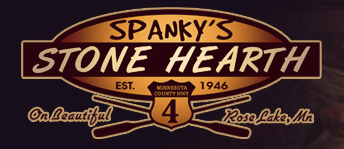 Spanky's Stone Hearth Logo | City of Vergas Business Directory