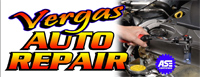 Vergas Auto Repair Logo | City of Vergas Business Directory