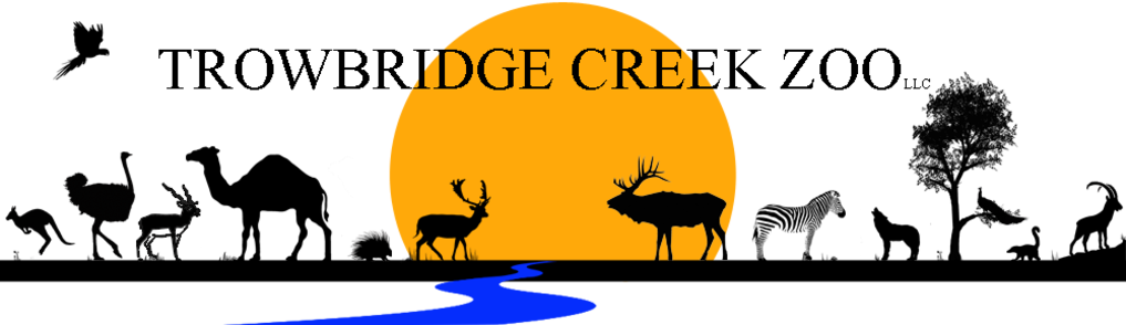 Trowbridge Creek Zoo Logo | City of Vergas Business Directory