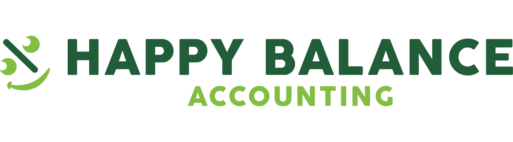 Happy Balance Accounting Logo | City of Vergas Business Directory