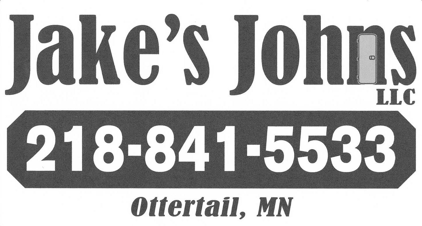 Jake's Johns Logo | City of Vergas Business Directory