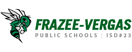 Frazee-Vergas Public Schools Logo | City of Vergas Business Directory
